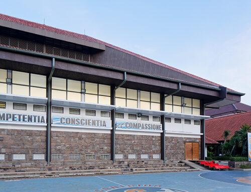 Desain dan Instalasi Sistem Audio Pada Sport Hall Canisius College