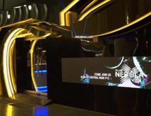 Konsultasi Audio Video System Integration pada Nebula Club Jakarta