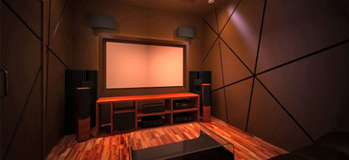 design-audio-system-home-theater
