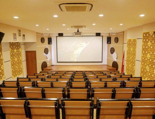 Desain Sistem Multimedia Presentasi pada Ruang Audio Video Kolese Kanisius Jakarta oleh VOKUZcom